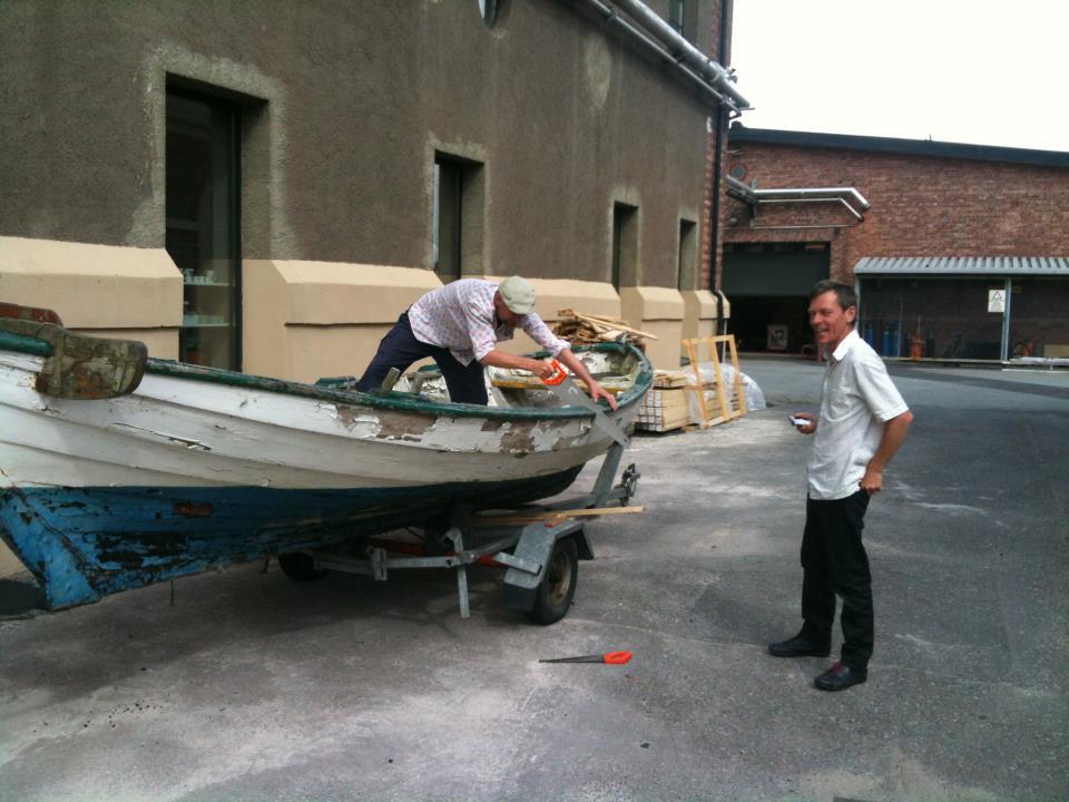 boatcutting