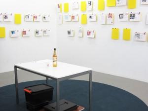 "The ""office"" at CirkulationsCentralen"