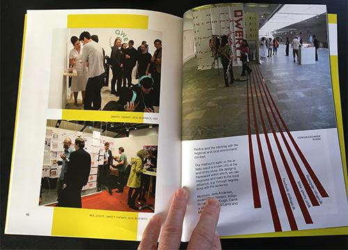 opslag fra Expose Art Magazine
